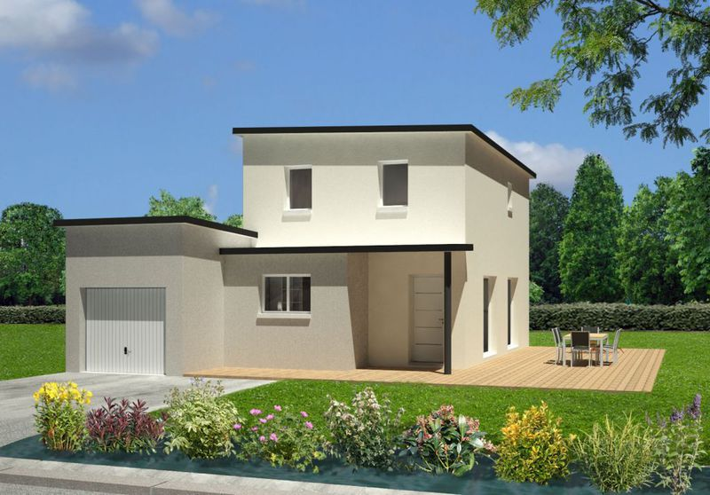 Programme maison neuve neuf dinan 22100 superimmoneuf for Programme maisons neuves
