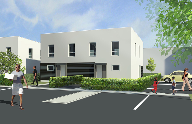 Programme immobilier neuf beuvry 62660 for Programme maisons neuves