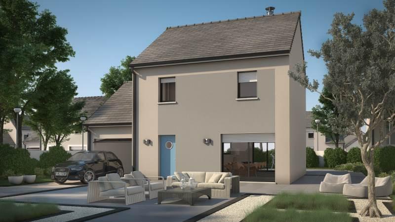 Programme maison neuve neuf authie 14280 superimmoneuf for Constructeur maison individuelle kaufman