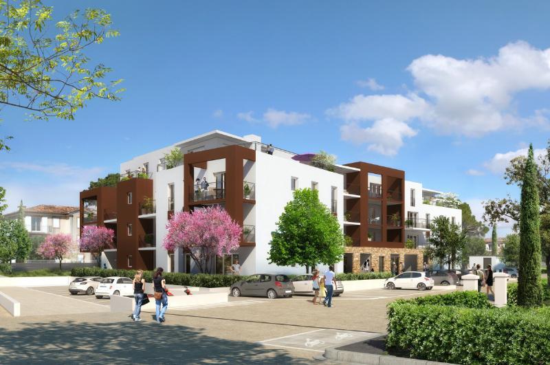 Programme immobilier neuf vidauban 83550 superimmoneuf for Maison phenix var