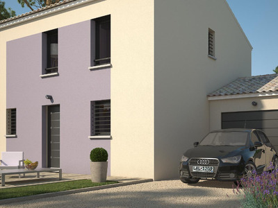 Maison neuve, 72 m²