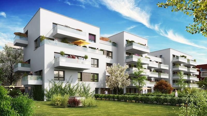 Programme immobilier neuf strasbourg 67000 superimmoneuf for Immobilier strasbourg neuf