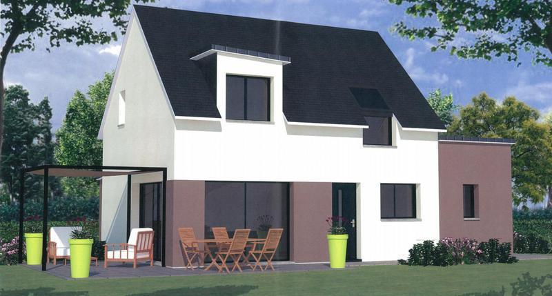 Programme maison neuve neuf avranches 50300 for Programme maisons neuves