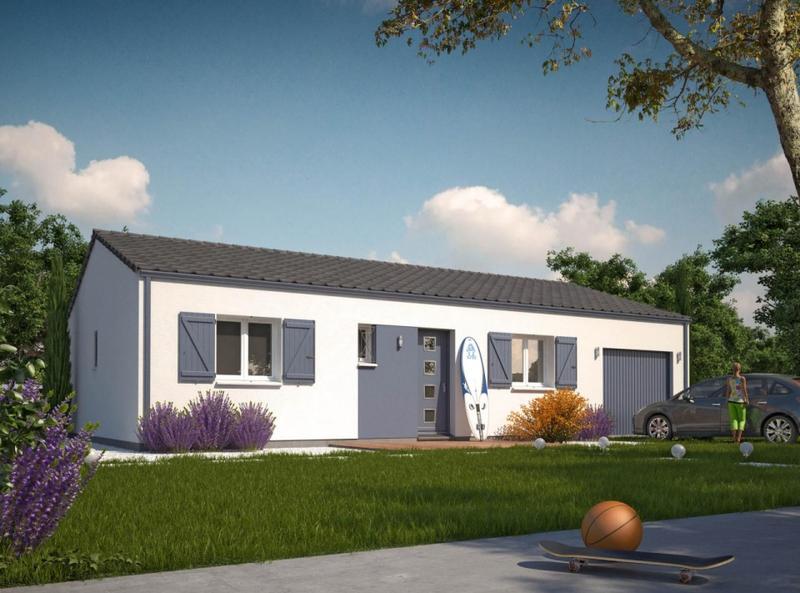 Programme maison neuve tonnay charente 17430 for Programme maisons neuves