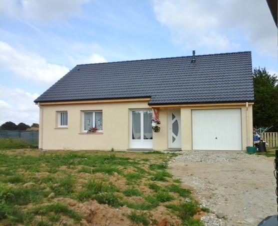 Programme maison neuve neuf bi ville beuville 14112 for Programme maisons neuves
