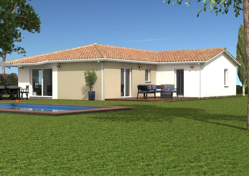 Programme maison neuve neuf bergerac 24100 superimmoneuf for Programme maisons neuves