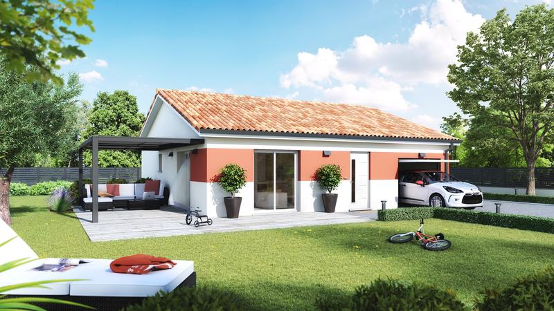 Programme maison neuve sain bel 69210 superimmoneuf for Programme maisons neuves