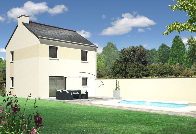 Programme maison neuve neuf locmaria grand champ 56390 for Programme maisons neuves