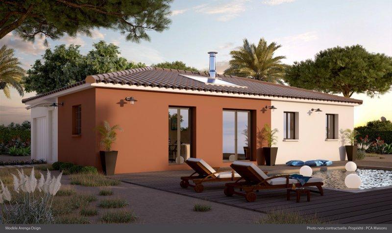 Programme maison neuve marseille 11 me 13011 - Maison neuve style ancien ...