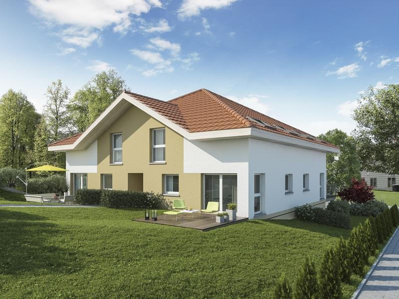 Programme maison neuve neuf en franche comt superimmoneuf for Programme maisons neuves