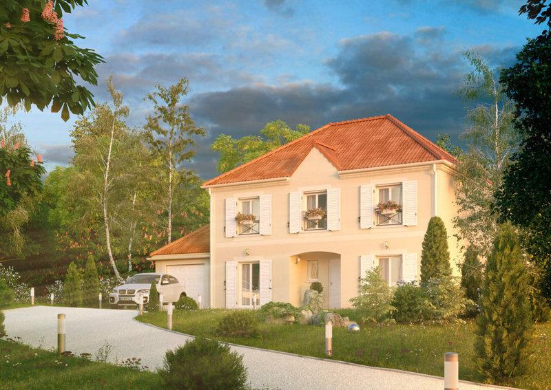 Programme maison neuve neuf beynes 78650 superimmoneuf for Programme maisons neuves