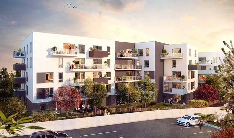 Programme maison neuve neuf clermont ferrand 63000 for Programme maisons neuves