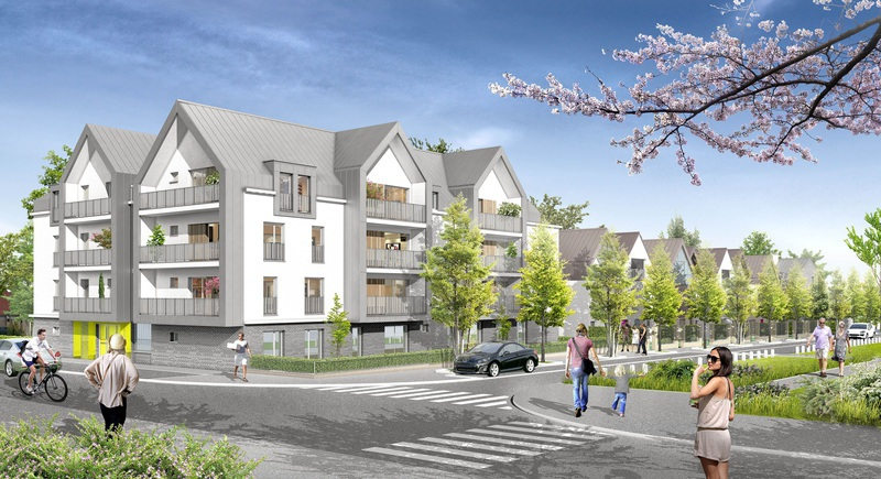 Programme immobilier neuf dans le val d 39 oise 95 for Appartement neuf 95