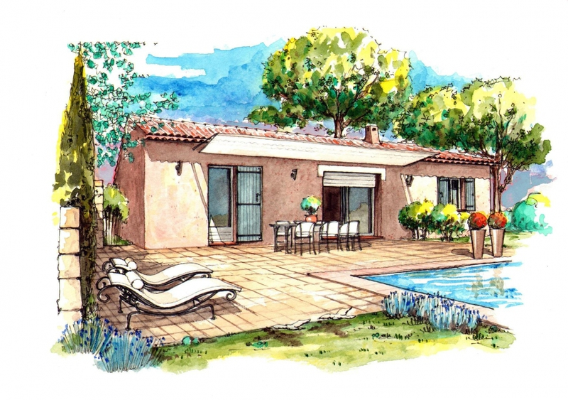Programme maison neuve neuf plan d 39 orgon 13750 for Programme maisons neuves