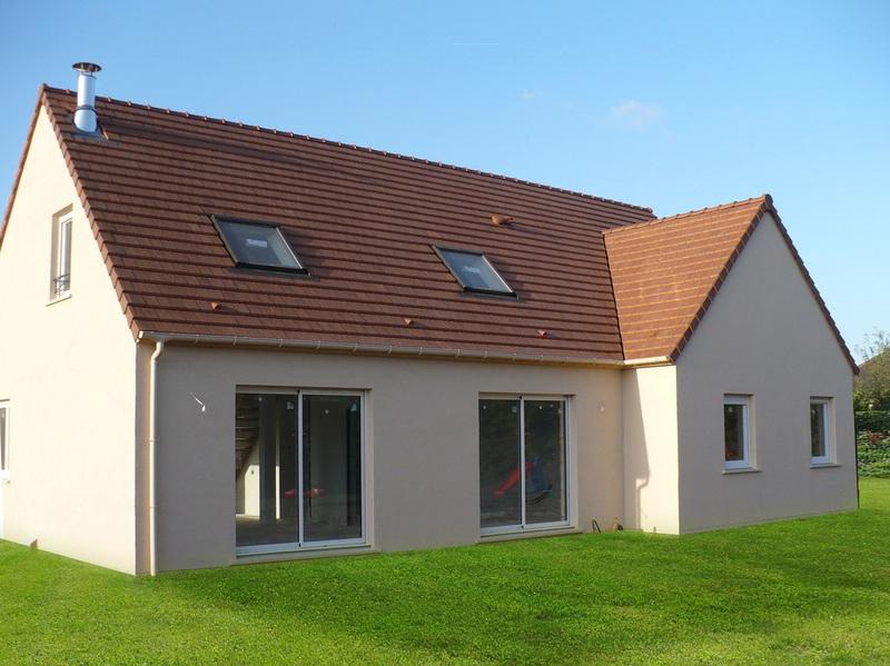 Programme maison neuve neuf vihiers 49310 superimmoneuf for Programme maisons neuves