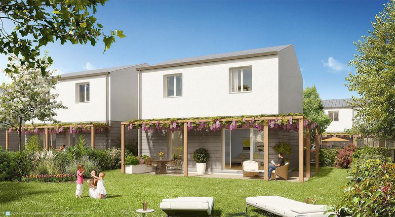 Programme maison neuve neuf en seine saint denis 93 for Programme maisons neuves