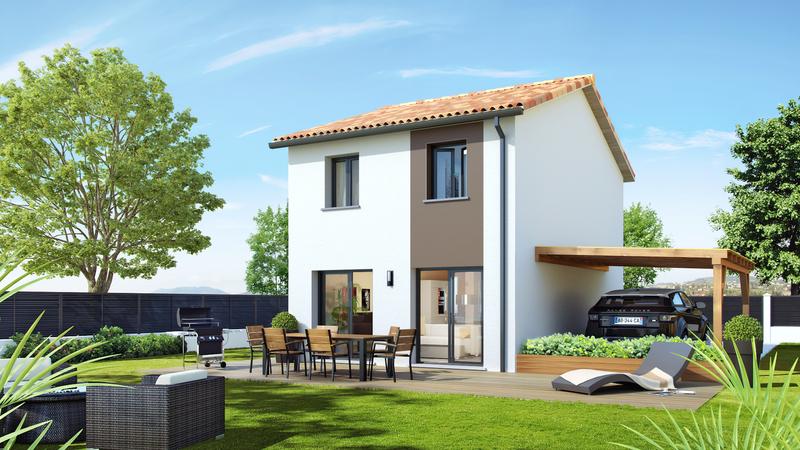 Programme maison neuve neuf m con 71000 superimmoneuf for Programme maisons neuves