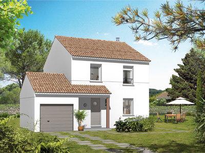 Maison neuve var photo vente maison neuve 94 m saint for Achat maison neuve 94