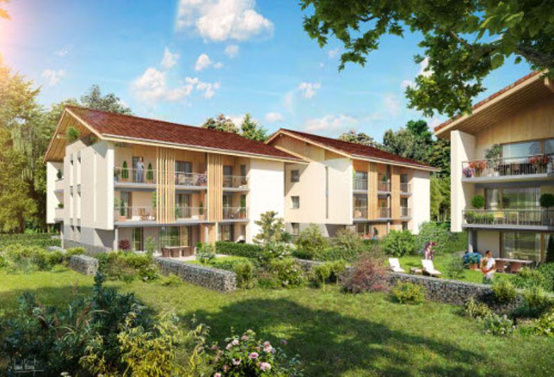 Programme immobilier saint georges de commiers 38450 for Maison saint georges de commiers