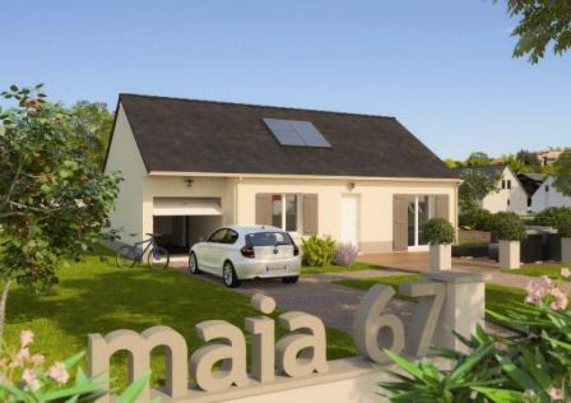 Programme maison neuve savignies 60650 superimmoneuf for Programme maisons neuves
