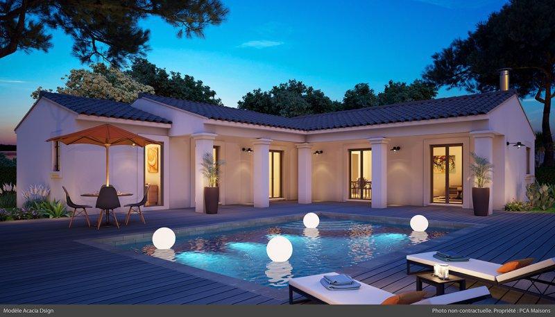 Programme immobilier montauroux 83440 superimmoneuf for Maison phenix var