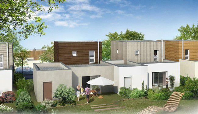 Programme maison neuve neuf en haute normandie superimmoneuf for Programme maisons neuves