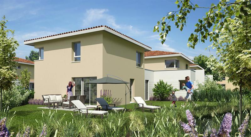 Programme maison neuve blanquefort 33290 superimmoneuf for Programme maisons neuves