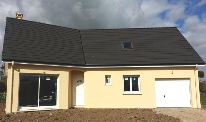 Programme maison neuve neuf blonville sur mer 14910 for Constructeur maison lisieux