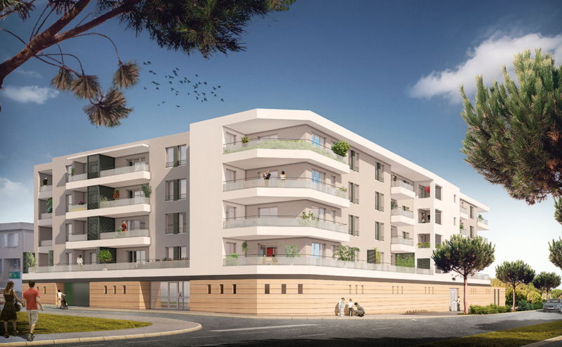 Programme appartement neuf port saint louis du rh ne - Centre medical port saint louis du rhone ...