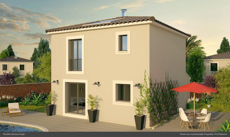 Programme maison neuve neuf bouc bel air 13320 for Programme maisons neuves