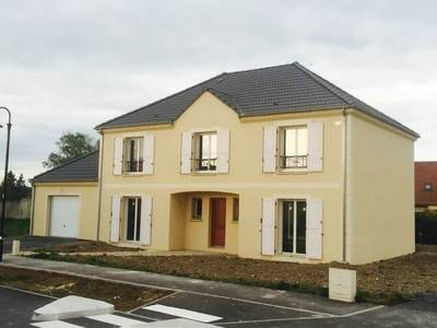Maison neuve, 152 m²