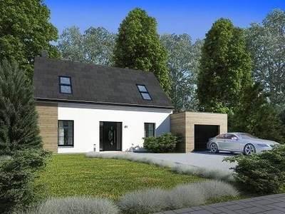 Maison neuve, 98,87 m²