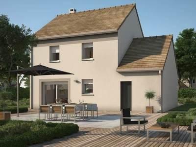 Maison neuve, 91 m²