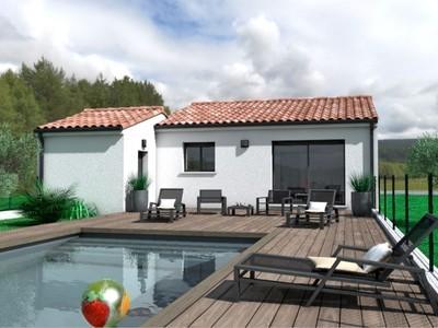 Maison neuve, 62 m²