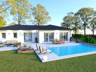 Maison neuve, 111,85 m²