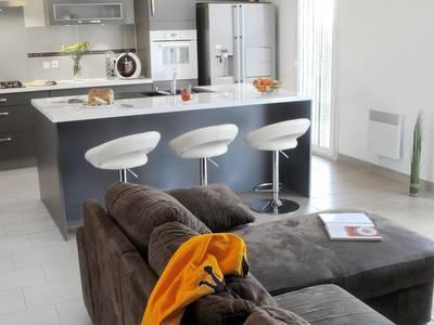 Maison neuve, 102 m² - Lairoux (85400)