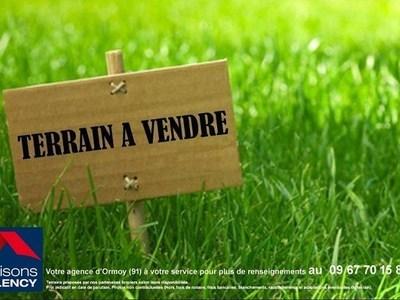 Terrain à bâtir, 346 m² - Morsang-sur-Orge (91390)
