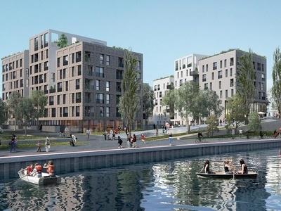 Les Docks de l'Ourcq