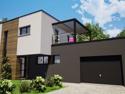 Terrain à bâtir, 498 m²
