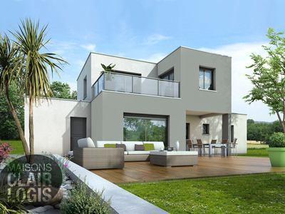 Maison neuve, 180 m²