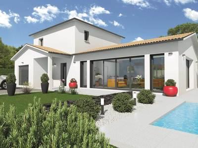 Maison neuve, 121 m² - Vic-en-Bigorre (65500)