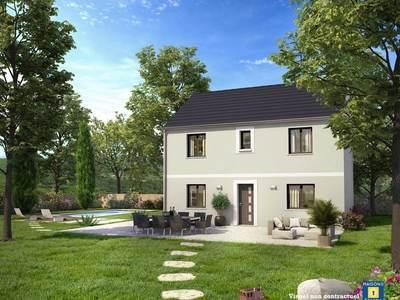 Maison neuve, 90 m² - Château-Thierry (02400)