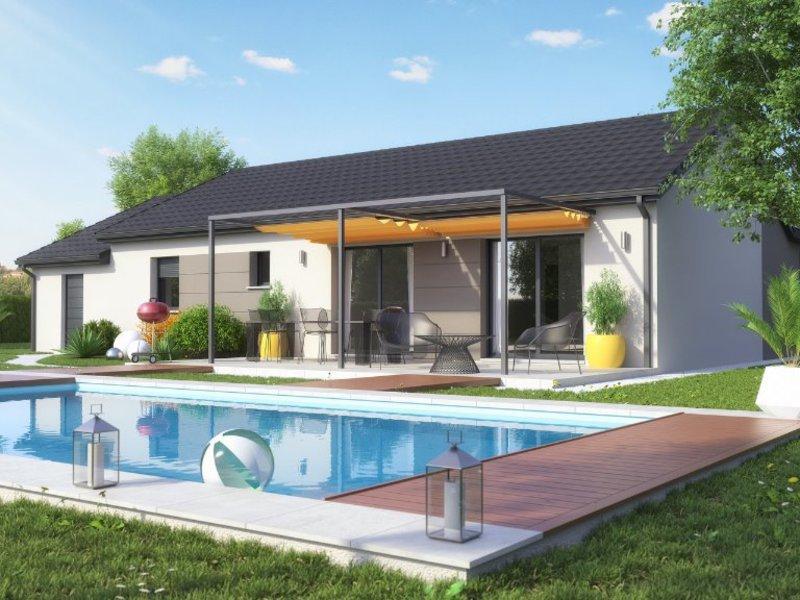 Maisons horizon cuvry maisons de 5 pi ces 239000 for Modele maison horizon