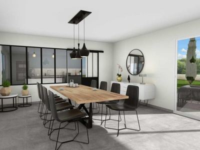Maison neuve, 125 m² - Carcassonne (11000)