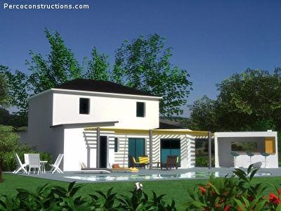 Maison neuve, 128,65 m²