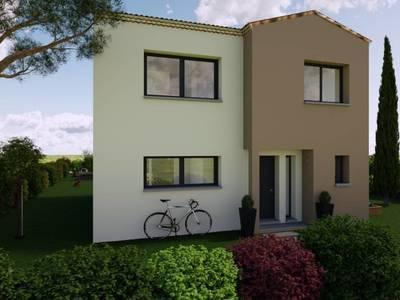 Maison neuve, 132 m² - Semussac (17120)