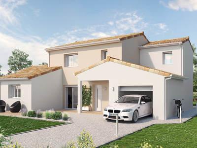 Maison neuve, 151 m² - Mauléon (79700)