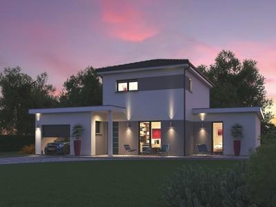 Maison neuve, 126 m²