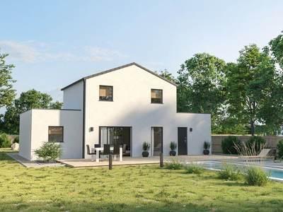Maison neuve, 95 m² - Les Sorinières (44840)