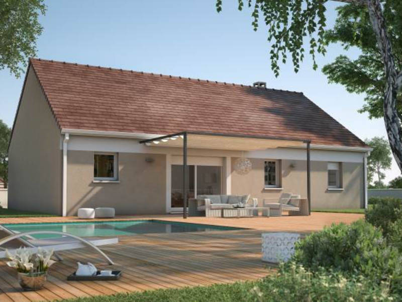 Maison neuve, 65 m²
